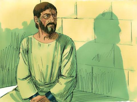 Paul et Pierre savaient qu'il allait mourir. Ils n'espéraient pas être emportés dans les airs lors d'un enlèvement de l'église.