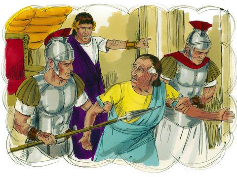 """""""Et son maître, irrité, le livra aux bourreaux jusqu'à ce qu'il ait payé tout ce qu'il devait. C'est ainsi que mon Père céleste vous traitera, si chacun de vous ne pardonne pas à son frère de tout son cœur.»"""