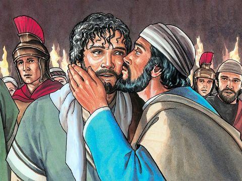 Judas Iscariote est celui qui a trahi Jésus pour 30 pièces d'argent payées par les chefs religieux juifs. Il accomplit ainsi certaines prophéties.