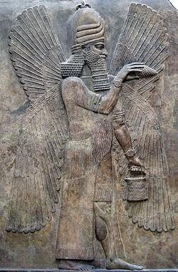 dieu babylonien Marduk (ou Merodac), Louvre. Jéhovah Dieu a prophétisé contre Babylone: «Babylone est prise! Bel est couvert de honte, Merodac est brisé! Ses idoles sont couvertes de honte, ses statues sont brisées!»
