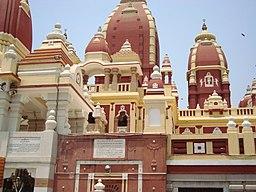 Temple hindou - les édifices religieux de Babylone la grande sont luxueux et ont une valeur inestimable.