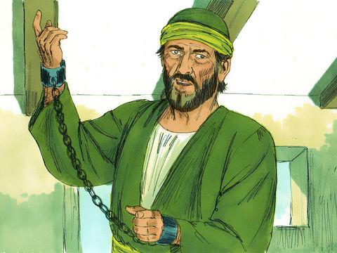Pendant son dernier emprisonnement à Rome, vers 65, l'apôtre Paul écrit sa deuxième lettre à Timothée dans laquelle il laisse entendre que sa mort est imminente. Paul est mort en martyr par décapitation car tel était le sort réservé aux citoyens romains.