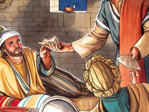 Chaque fois que vous mangez de ce pain et que vous buvez de cette coupe, vous annoncez la mort du Seigneur, et ceci jusqu'à son retour. Les chrétiens qui célèbrent la mort du Christ à sa date anniversaire, le 14 Nisan, sont appelés Quartodécimans.