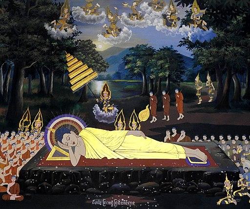 """La réincarnation dépend directement du karma. Le mot karma signifie """"action"""", il est la somme de ce qu'un individu a fait. Ce cycle infini des naissances et des renaissances s'appelle Samsāra en sanskrit. le Nirvana met fin au cycle des réincarnations."""