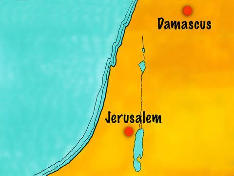 Avant de devenir chrétien, Paul ou Saul de Tarse, était un pharisien qui persécutait les chrétiens, il allait jusque dans les villes étrangères pour les persécuter.