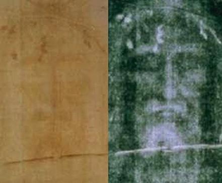 Le Suaire de Turin, reçoivent des millions de pèlerins, y compris des papes. C'est de l'idolâtrie. Nous devons rejeter l'idolâtrie liée à l'adoration de reliques, lieux, objets, personnes et même anges...