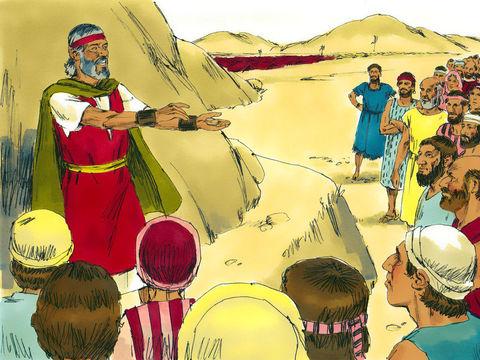 Moïse lui-même avait prophétisé : Actes 3:22 « Moïse a dit à nos ancêtres: Le Seigneur votre Dieu fera surgir pour vous, parmi vos frères, un prophète comme moi; vous l'écouterez dans tout ce qu'il vous dira; »