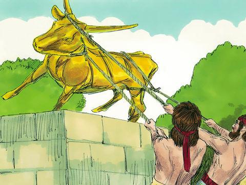 Josias est l'un des rares bons rois qu'a connu Juda. Son nom lui-même avait été prophétisé environ 300 ans plus tôt à Béthel devant Jéroboam, le premier roi d'Israël qui avait plongé le pays dans l'idolâtrie. Josias combattra efficacement l'idolâtrie.