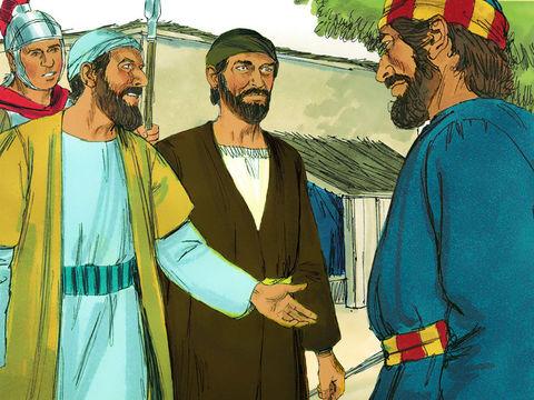 L'apôtre Pierre se rend chez Corneille avec 6 frères circoncis. Les non-juifs ont reçu aussi l'esprit saint.