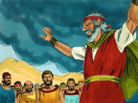 Rendez-vous compte, les Israélites ont eu l'immense privilège de voir de leurs yeux les prodiges du Créateur de l'univers, un Dieu bien vivant et d'une puissance inouïe qui les a libérés de l'esclavage en Egypte. Et ils sont tombés dans l'idolâtrie.