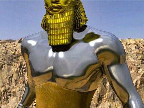 L'Empire médo-perse a régné sur la nation juive pendant 200 ans depuis la chute de Babylone en 539 av J-C jusqu'à la domination grecque en 331 av J-C. L'empire médo-perse est la poitrine et les 2 bras en argent de la statue du rêve de Nébucadnetsar