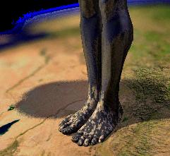 Nous vivons l'époque du temps de la fin prophétisée dans le livre de l'Apocalypse et caractérisée par des alliances politiques entre des pays hétérogènes, certains étant puissants comme le fer et d'autres fragiles comme l'argile (orteils de la statue).