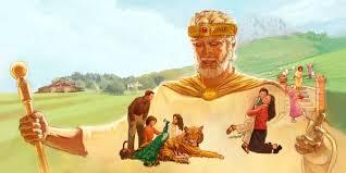 On ne fera aucun mal et on ne causera aucun ravage dans toute ma montagne sainte, car vraiment la terre sera remplie de la connaissance de Jéhovah comme les eaux recouvrent la mer.