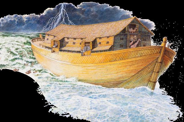 Jésus fait le parallèle entre l'époque de Noé et l'époque de la fin de ce monde. La plupart des gens ne changeront en rien leur façon de vivre, ils préfèreront ignorer les avertissements, voire les tourner en dérision. L'apôtre Pierre parle des moqueurs.