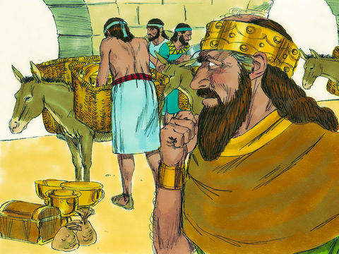 Le prophète Esaïe avait prophétisé, 200 ans avant la prise de Babylone, que Cyrus libèrerait les Israélites en captivité et autoriserait la reconstruction de Jérusalem et de son Temple.