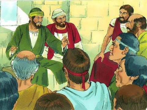 Le terme « compagnon de service » vient du grec « sundoulos » qui désigne un associé, un collègue, un cohéritier, quelqu'un qui a la même autorité divine dans le gouvernement messianique. Epaphras et Tychique sont les compagnons de service de Paul.