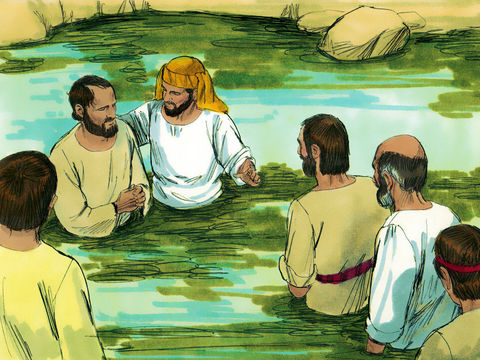 En toute logique, une personne pourrait-elle être déversée ou répandue sur 120 disciples? Il s'agit bien de la force agissante ou puissance active de Dieu qui est envoyée comme l'avait promis Jésus et qui a permis de faire de nombreux disciples de Jésus.