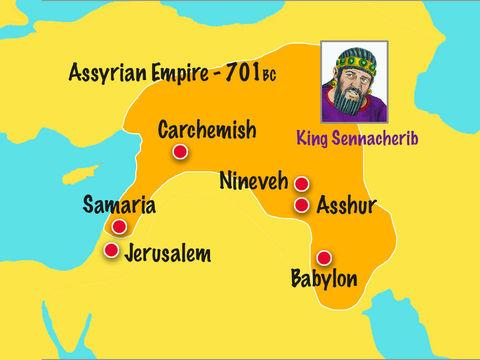 Jésus sera à la tête des armées célestes composées de myriades d'anges puissants. La puissance d'un ange est considérable. Rappelons-nous l'ange qui est intervenu à l'époque du roi Josaphat de Juda menacé par les armées assyriennes.