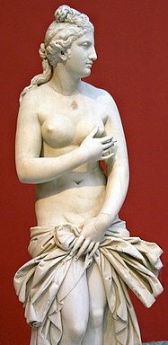 L'auteur de la lettre à Diognète décrit les croyances des païens polythéistes. Il met en évidence l'absurdité des idoles faites de matière putrescible ou corruptible et condamne l'idolâtrie. déesse Aphrodite.