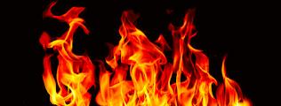 Dans ces jours, quand vous serez enveloppés par des flammes ardentes, où fuirez-vous, où chercherez-vous un asile ? La croyance en un enfer de feu existait déjà avant la venue de Jésus. Le livre d'Enoch a influencé les enseignements de la chrétienté.