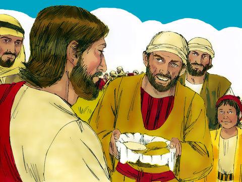Tous ces miracles sont vrais. Réjouissons-nous car Jésus réalisera sur toute la terre ce qu'il a montré sur une petite échelle. Il ressuscitera les morts, nourrira les foules, guérira de nombreuses maladies… Il instaurera également la paix et la sécurité