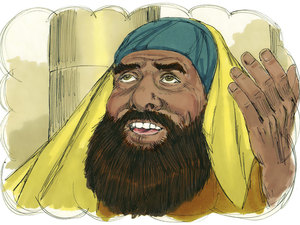 Dans l'une de ses paraboles, Jésus raconte l'histoire de deux hommes, un pharisien et un collecteur d'impôts, en train de prier. Le pharisien, liste à Dieu toutes les bonnes actions et qualités qu'il s'attribue.