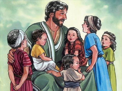 Jésus savait s'adapter à son auditoire en utilisant un langage accessible mais contenant des enseignements profonds et qui poussaient à l'action. Les enseignements du Messie touchent les cœurs et ne sont pas culpabilisants. Jésus aimait les enfants.