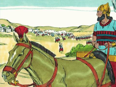 Le prophète Jérémie doit annoncer des évènements terribles à Juda et Jérusalem sur le point d'être détruites par les armées babyloniennes de Nébucadnetsar. Il demande de sonner de la trompette, de crier à pleine voix pour avertir la population.