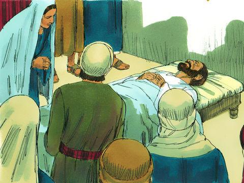 Jacques, fils de Zébédée et frère de Jean, est le premier apôtre à mourir en martyr en 44.