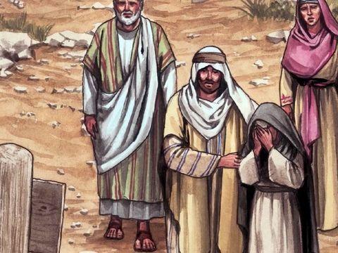 Jean est semble-t-il « le disciple que Jésus aimait ». C'est le seul apôtre présent auprès de Jésus au moment de sa mort et c'est à lui que le Christ confie sa mère.