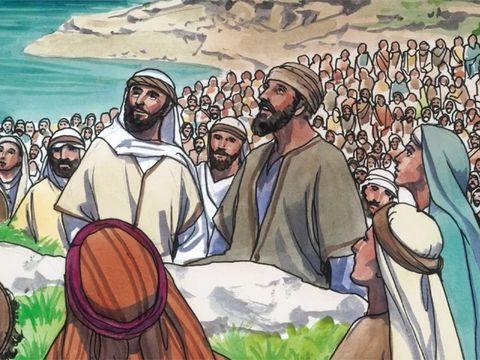 Ces paroles ont été prononcées à de nombreuses reprises par Jésus, dans les Évangiles et dans le livre de l'Apocalypse. Que celui qui a des oreilles pour entendre entende.