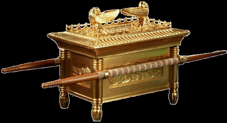 L'Arche de l'alliance, symbole de la puissance de Dieu