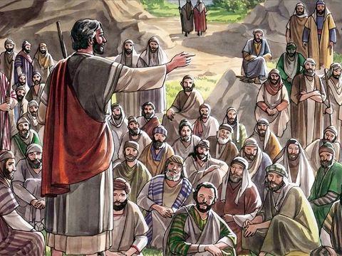 Alors que Jésus enseigne les foules réunies autour de lui lors de son célèbre sermon sur la montagne, il déclare quelque chose de surprenant. Jésus nous dit qu'il vaut mieux se couper une main ou un pied que d'être jeté dans la Géhenne.