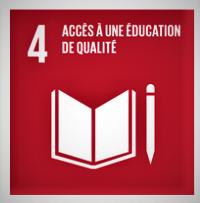 L'ONU regroupant 193 des 197 pays, représentée par la bête à 7 têtes qui a été blessée (SDN) et qui a repris vie (ONU) dans le livre de l'Apocalypse, poursuit les objectifs les plus élevés et les plus nobles qui soient. L'accès à une éducation de qualité.