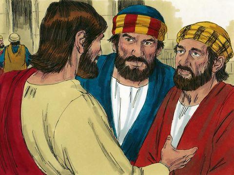 La destruction de Jérusalem avait été annoncée par Jésus-Christ. Je vous le dis en vérité, il ne restera pas ici pierre sur pierre qui ne soit renversée.