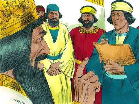 J'ordonne que, dans toute l'étendue de mon royaume, on ait de la crainte et un profond respect pour le Dieu de Daniel. En effet, il est le Dieu vivant et il subsiste éternellement. Son royaume ne sera jamais détruit et sa domination durera jusqu'à la fin.