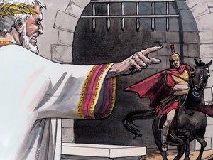 L'amertume et le massacre des enfants de moins de 2 ans par Hérode. Mise à mort des jeunes enfants par le roi Hérode qui cherchait à tuer Jésus. Cet horrible massacre a causé bien des pleurs amers chez les mères qui ont perdu ainsi leur enfant.