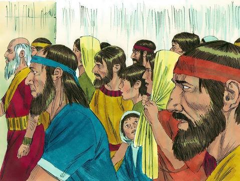 Mon Dieu, quelle humiliation! Mon Dieu, j'éprouve trop de honte pour oser lever mes regards vers toi. Nos péchés sont nombreux, ils s'élèvent plus haut que nos têtes, nos fautes s'accumulent jusqu'au ciel même.