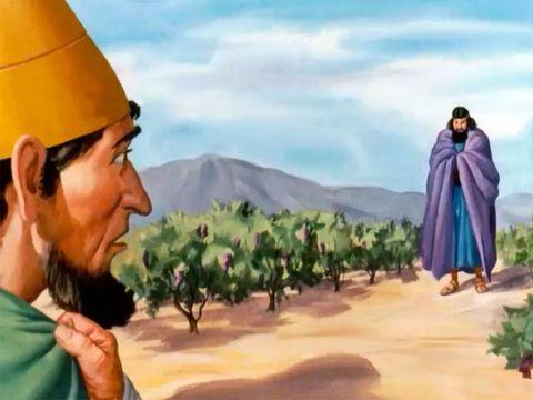 Alors qu'il avait l'intention de faire venir le malheur sur Achab, l'horrible roi d'Israël qui avait épousé Jézabel, Dieu a changé ses plans en constatant qu'il s'humiliait quand le prophète Elie lui a annoncé l'extermination de sa famille.