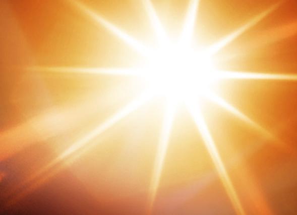 Dans la Bible, le soleil est associé à Dieu et à sa colère