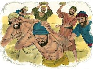 Dieu a dit: 'Je leur enverrai des prophètes et des apôtres, ils tueront les uns et persécuteront les autres', Les Israélites ont assassiné, tué, mis à mort de nombreux prophètes.