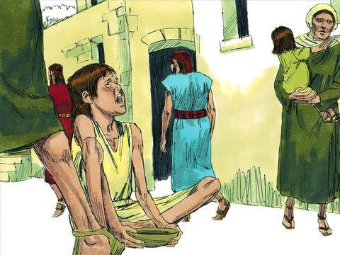 Mais les Israélites n'écoutent pas les avertissements. Si les Israélites avaient changé d'attitude, Jéhovah n'aurait jamais détruit Juda et Jérusalem. La famine est terrible à Jérusalem assiégée par les Babyloniens.