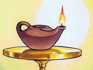 Les 2 témoins sont la lumière envoyée dans le monde pour apporter la lumière de la connaissance divine. Lumière alimentée par l'huile d'olive comme les lampes du chandelier dans le Temple.