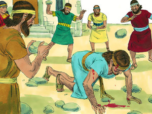 La femme d'Achab a utilisé son seau pour faire mettre à mort Naboth de Jizréel pour que Achab récupère sa vigne