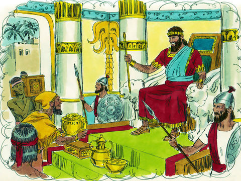 David est l'ancêtre de Jésus