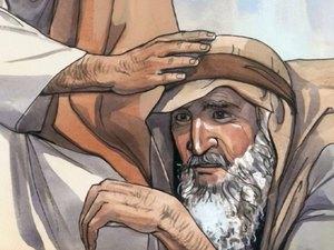 Jésus accomplit des miracles des guérisons