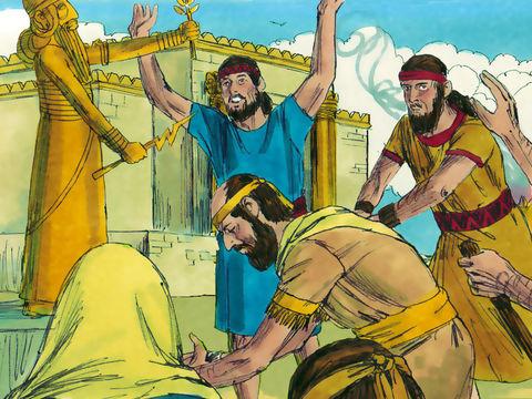 Tout au long de leur histoire, les Israélites qui ont eu le privilège inestimable de connaître le Souverain suprême de l'univers Jéhovah (YHWH ou Yahvé ou Yahweh) sont bien souvent tombés dans la plus basse idolâtrie en imitant les peuples voisins.