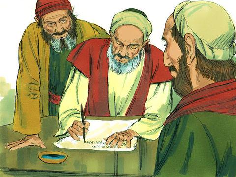 Les apôtres prennent les décisions importantes. Ils mettent fin aux débats en apportant une réponse claire aux questions qui sont soulevées. Ils collaborent avec les anciens, des chrétiens expérimentés considérés aussi comme des piliers.