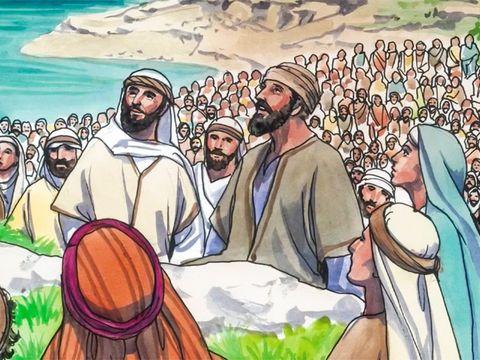 Désormais la Loi serait inscrite dans les cœurs, les serviteurs de Dieu seraient déclarés justes sur la base de la foi et non sur l'observance de la Loi constituée de centaines de règles que prenaient plaisir à imposer les pharisiens et les saducéens.
