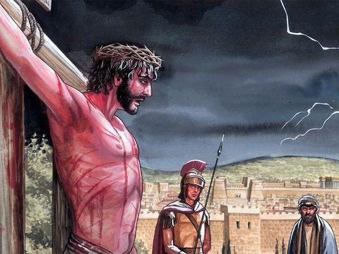 Jésus est mort un vendredi 14 Nisan car le lendemain était un « grand sabbat ». Jésus est mort à 15 heures après ce qui semble être une éclipse solaire. Jésus est mort le vendredi 3 avril à 15 H de l'an 33.